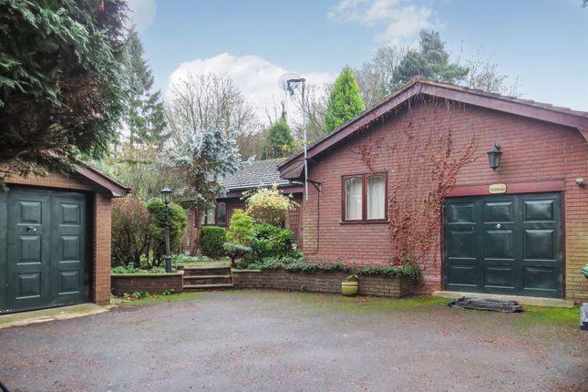 Thumbnail Detached bungalow for sale in Beauty Bank, Cradley Heath