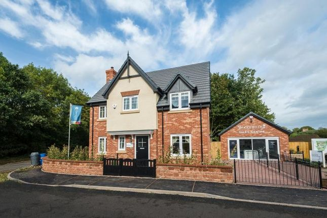 Thumbnail Detached house for sale in Prescott Road, Baschurch, Shrewsbury