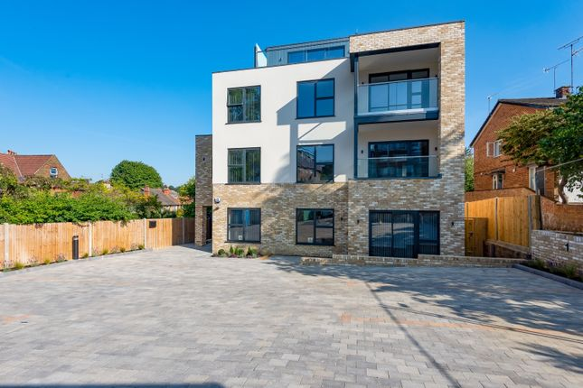 2 bed flat for sale in Park Hill Road, Shortlands, Bromley BR2