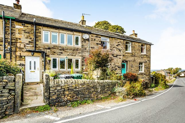 Thumbnail Terraced house to rent in Marsh Lane, Shepley, Huddersfield