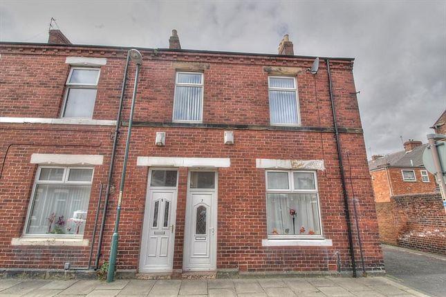 Thumbnail Flat to rent in Tweed Street, Hebburn, Tyne & Wear