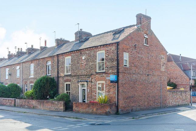 Thumbnail Terraced house for sale in Northfield Terrace, York