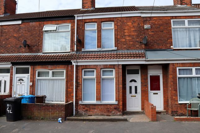 Thumbnail Terraced house to rent in Dorset Street, Hull, Yorkshire