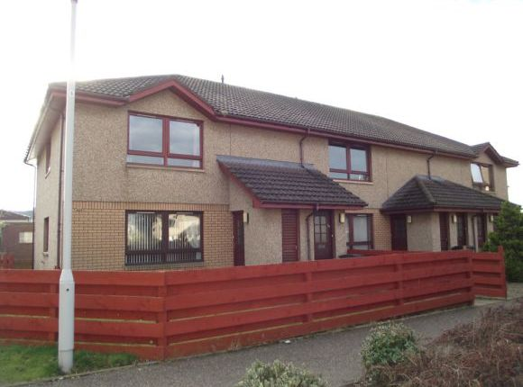 Thumbnail Flat to rent in Ashgrove Place, Moray, Elgin