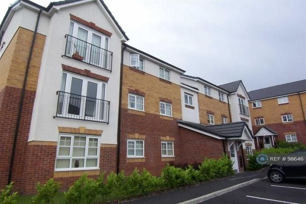 Thumbnail Flat to rent in Deanery Court, Cheetham Hill