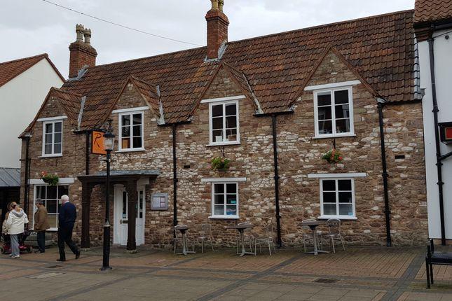 Thumbnail Restaurant/cafe for sale in 11 St Marys Street, Thornbury, Bristol