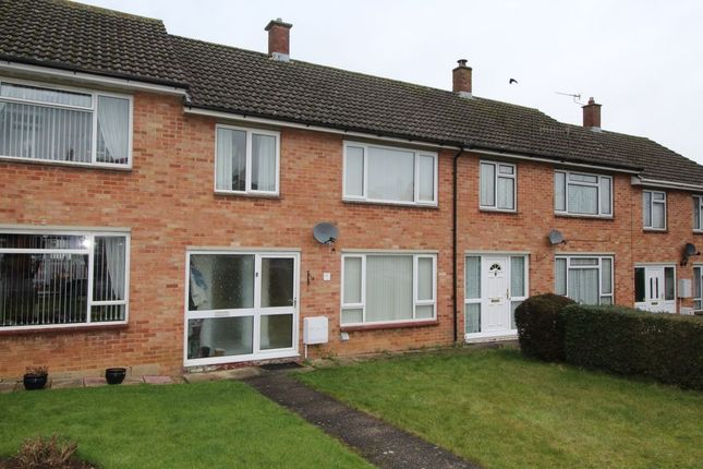 Thumbnail Terraced house to rent in Churchill Close, Calne