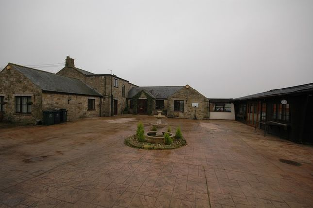 Thumbnail Detached house for sale in Lowgate, Hexham, Northumberland