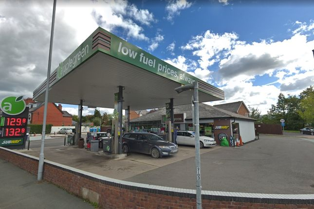Thumbnail Retail premises for sale in Salop Road, Welshpool
