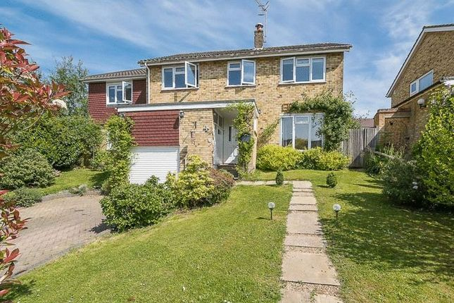 Thumbnail Detached house for sale in 5 Bedroom 3 Bathroom Detached House, Ridgeway, Tunbridge Wells