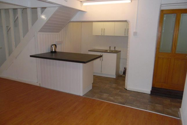Thumbnail End terrace house to rent in Hirwaun Road, Trecynon, Aberdare
