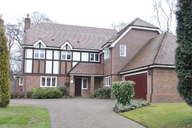 Thumbnail Detached house to rent in Little Aston Park Road, Sutton Coldfield, Staffordshire