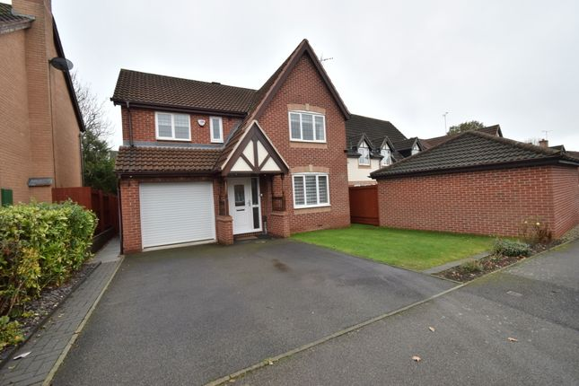Thumbnail Detached house for sale in Heybridge Road, Humberstone, Leicester
