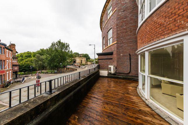 Thumbnail Flat to rent in Friar Lane, Nottingham