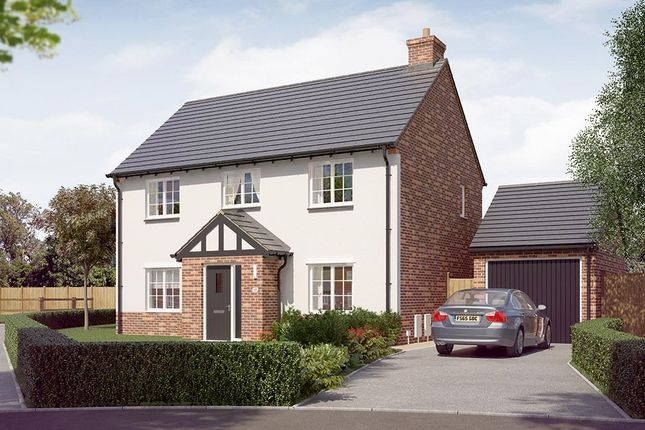 "Thumbnail Detached house for sale in ""The Danbury"" at Newbold Road, Chesterfield"