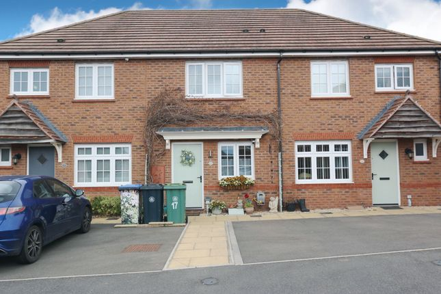 2 bed terraced house for sale in Wakefield Way, Alcester B49