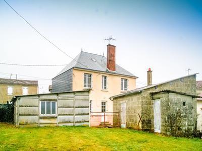 Thumbnail Property for sale in l-Absie, Deux-Sèvres, France