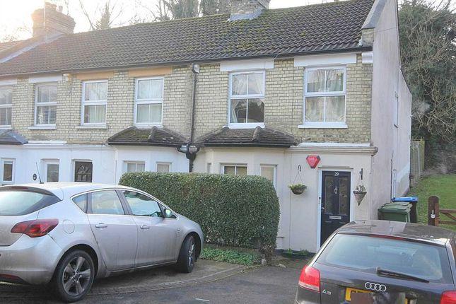 Thumbnail Maisonette to rent in Glenview Gardens, Hemel Hempstead