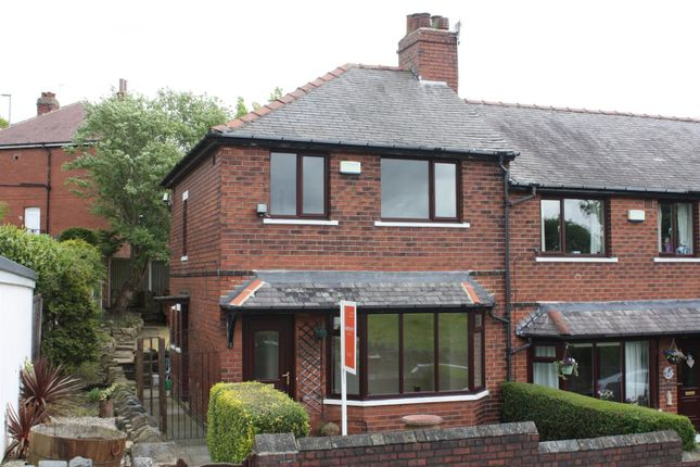 Thumbnail Terraced house to rent in Bradley Lane, Pudsey