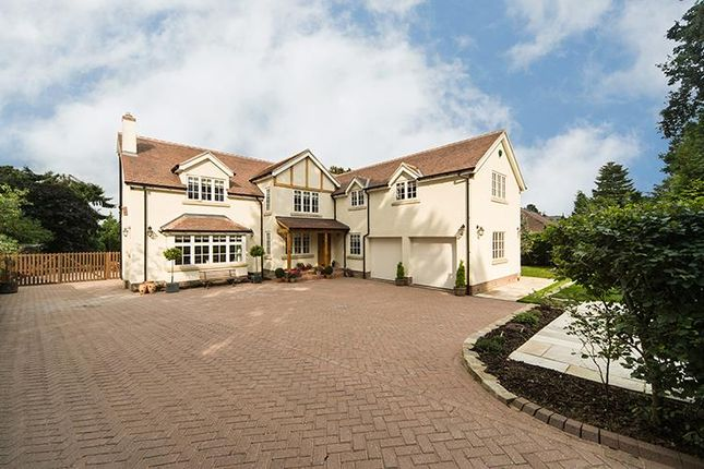 Thumbnail Detached house for sale in Runnymede Road, Darras Hall, Newcastle Upon Tyne, Northumberland