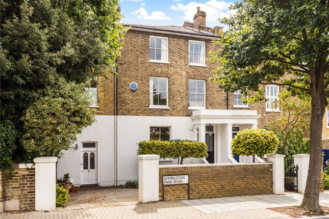 Thumbnail Terraced house for sale in Wimbledon Park Road, Putney, London
