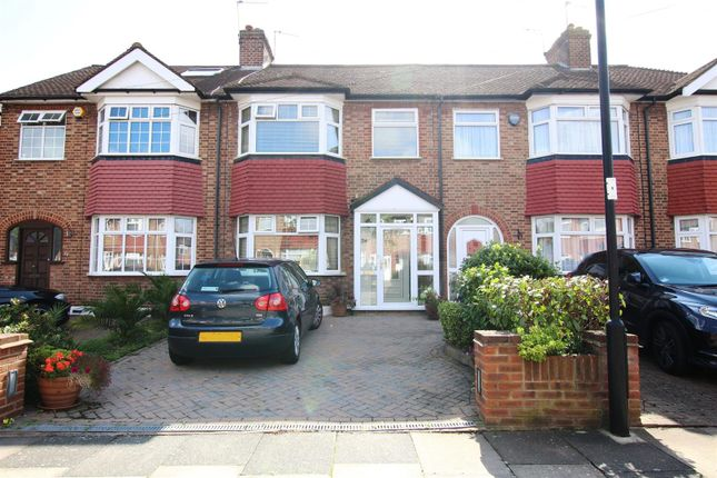 Thumbnail Terraced house for sale in Countisbury Avenue, Enfield