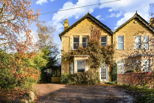 Thumbnail Semi-detached house for sale in West End, Chipping Norton