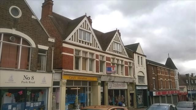 Office to let in First Floor, 5A Dexters Chambers, Park Road, Wellingborough