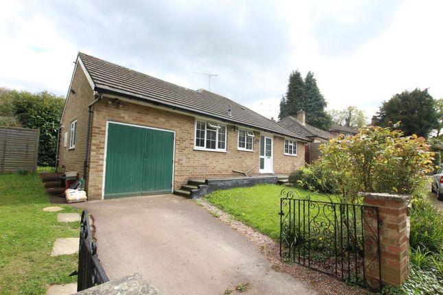 Thumbnail Bungalow to rent in College Lane, Hook Heath, Woking