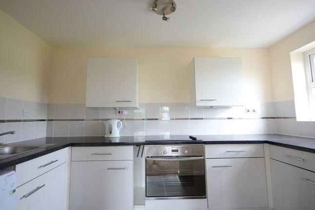 Thumbnail Flat to rent in Wingate Court, Aldershot