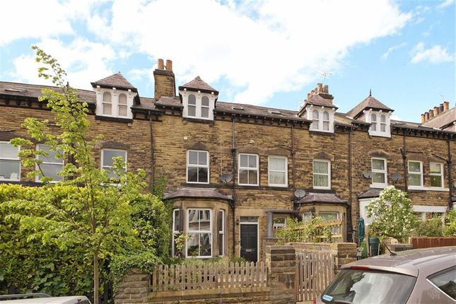 Thumbnail Terraced house to rent in Franklin Road, Harrogate, North Yorkshire