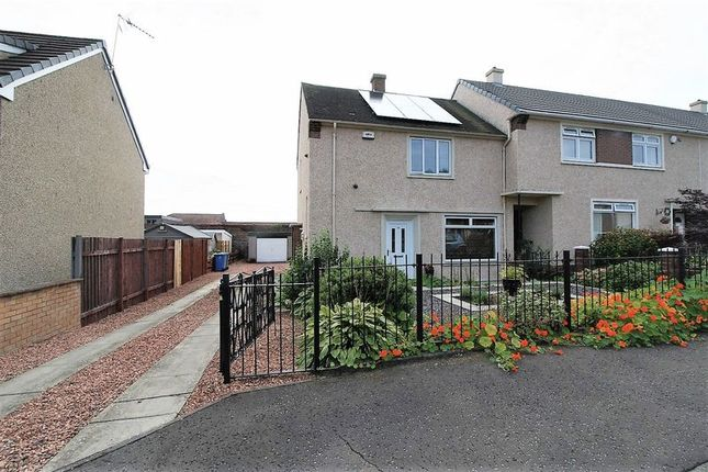 Terraced house for sale in Craigbank, Sauchie, Alloa
