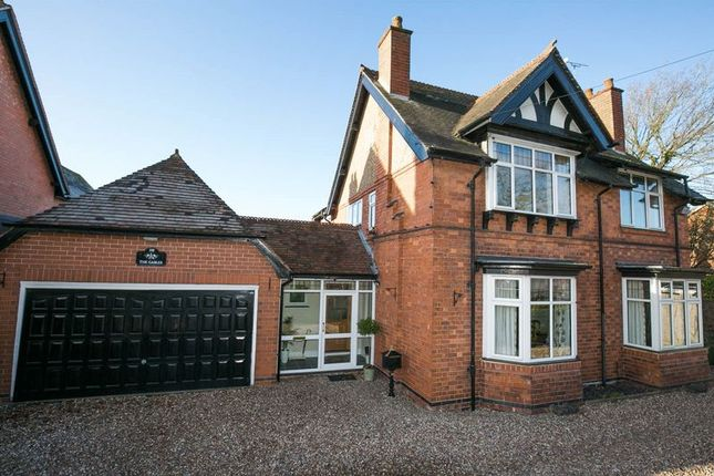 Thumbnail Detached house for sale in Kenilworth Road, Balsall Common, Coventry