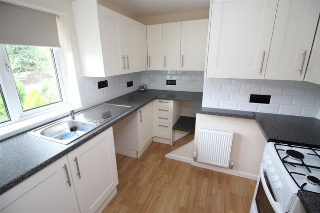 Thumbnail Maisonette to rent in Curborough Road, Lichfield