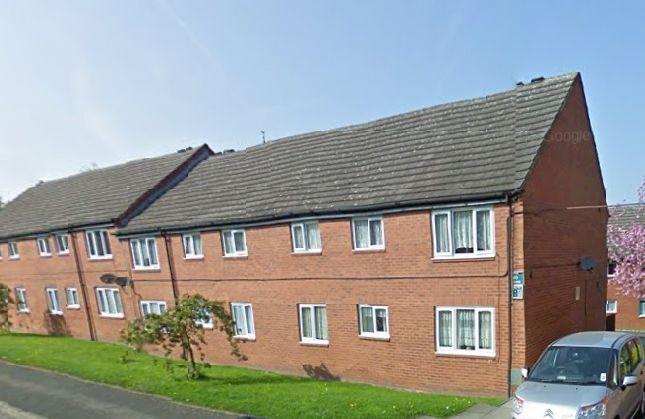 Thumbnail Flat to rent in Bradshaw Avenue, Riddings, Alfreton, Derbyshire