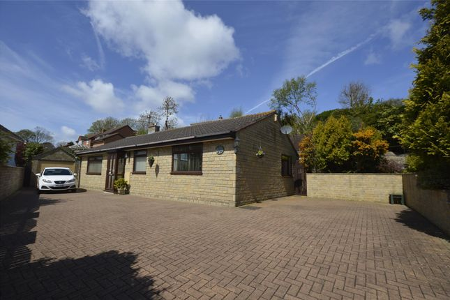 Thumbnail Detached bungalow for sale in Harcombe Hill, Winterbourne Down, Bristol