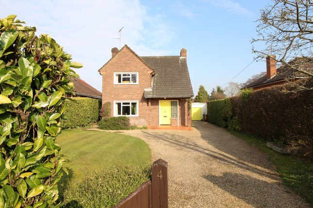Thumbnail Detached house for sale in Grove Road, Sonning Common