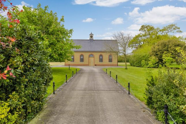 Thumbnail Detached house for sale in The Green, Thorpe Morieux, Bury St. Edmunds