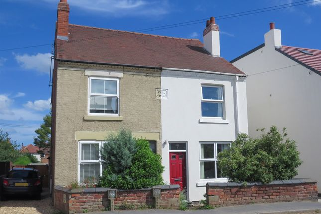 Thumbnail Semi-detached house for sale in Main Road, Smalley, Ilkeston