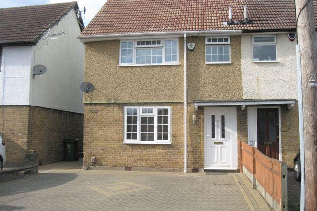 Thumbnail Semi-detached house to rent in Frays Waye, Cowley, Uxbridge
