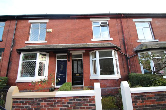 2 bed terraced house for sale in Huddersfield Road, Newhey, Rochdale, Greater Manchester