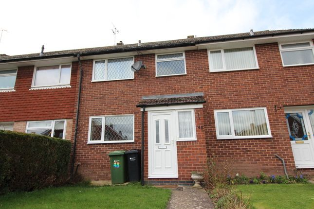 Terraced house to rent in Carroll Avenue, Kings Acre, Hereford