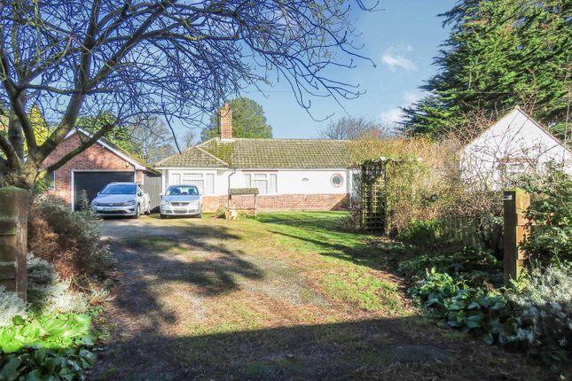 Thumbnail Bungalow for sale in Royal Oak Lane, Hemingford Abbots, Huntingdon, Cambridgeshire
