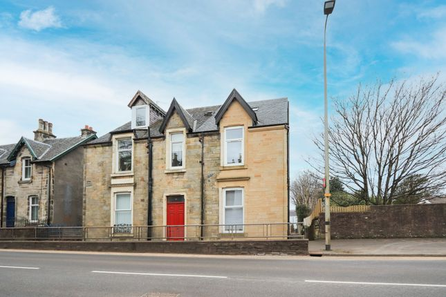 2 bed flat for sale in Main Road, Fairlie, Ayrshire KA29