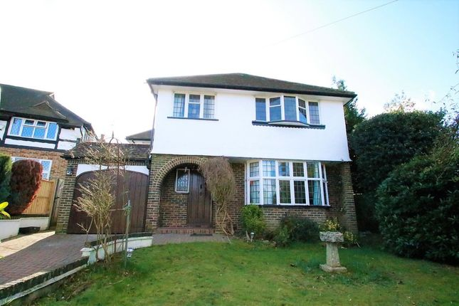 Thumbnail Detached house to rent in Shaw Close, Sanderstead, South Croydon