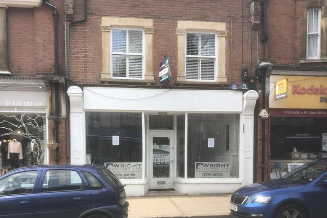 Thumbnail Retail premises to let in 12 Lower Road, Chorleywood, Rickmansworth, Hertfordshire