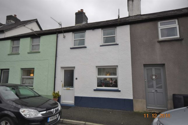Thumbnail Terraced house for sale in Brickfield Street, Machynlleth, Powys