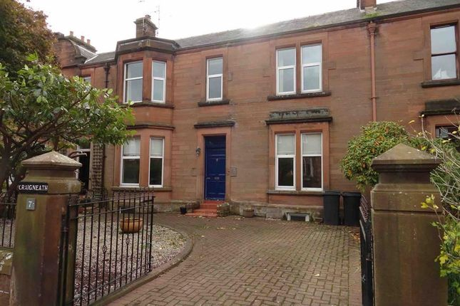Thumbnail Terraced house for sale in Victoria Road, Dumfries