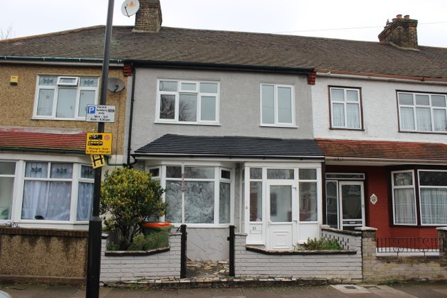 Thumbnail Terraced house for sale in Flanders Road, East Ham