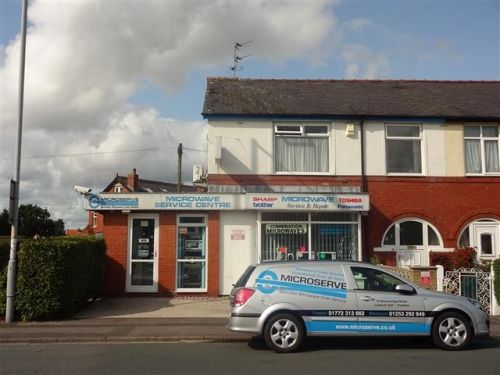 Thumbnail End terrace house for sale in Preston, Lancashire